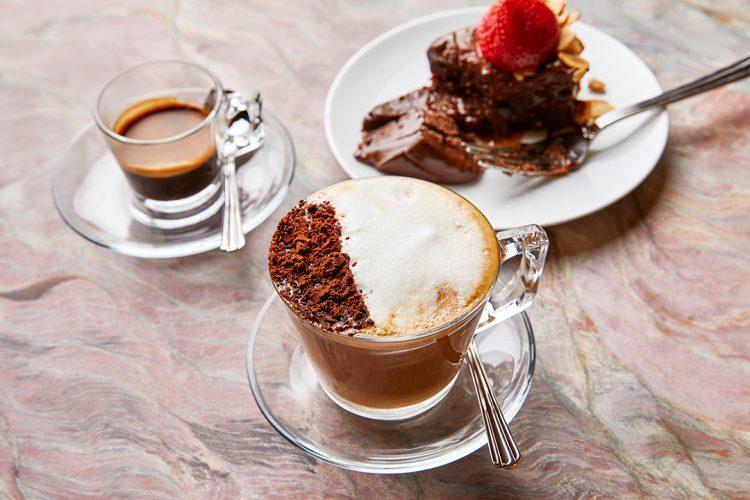 Tish Bar Coffee and Cake