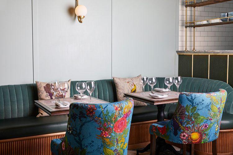 Tish Bar & Restaurant London
